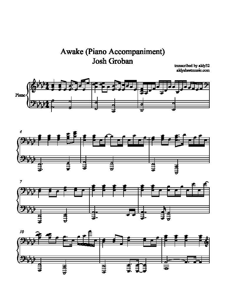 how to play piano accompaniment